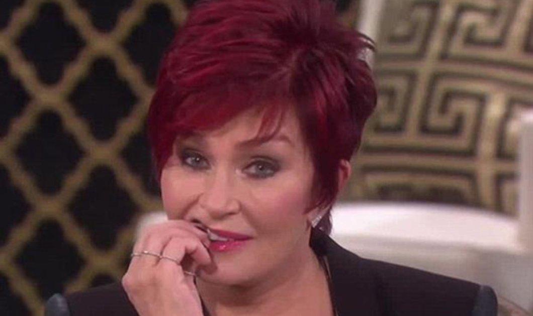 Πρωτοφανές «ατύχημα» για την Sharon Osbourne: Της έφυγε το δόντι on air! (βίντεο) - Κυρίως Φωτογραφία - Gallery - Video