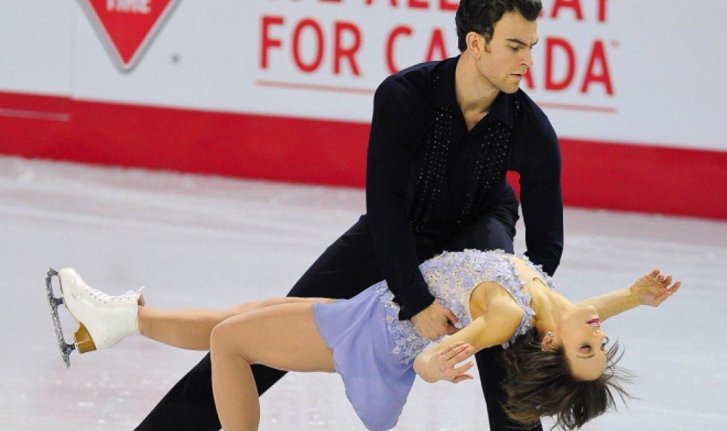 Απολαύστε το ωραιότερο θέαμα: Τα απίστευτα ζευγάρια των χορευτών πάνω στον πάγο - Σαγκάη 2015! - Κυρίως Φωτογραφία - Gallery - Video