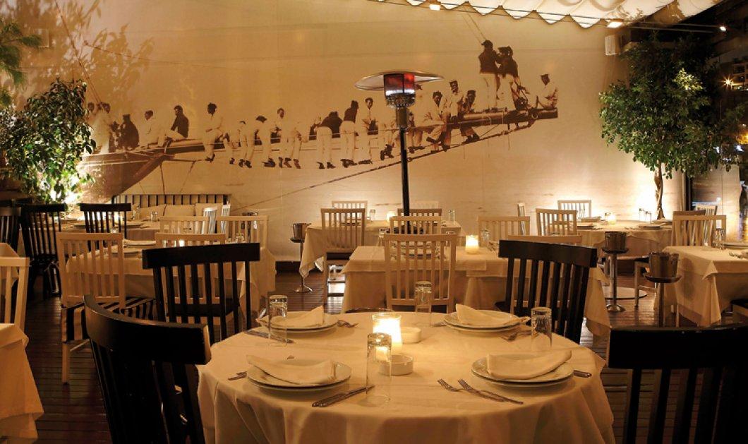 Ο Δημ. Αντωνόπουλος έβαλε μεγάλο βαθμό στο ψαρό-εστιατόριου του Παπαϊωάννου στο Μικρολίμανο: ''Εχει τέχνη & μεράκι'', λέει! - Κυρίως Φωτογραφία - Gallery - Video