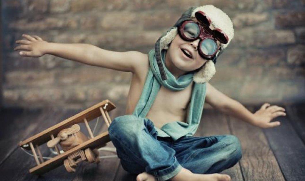Πώς θα ξεχωρίσετε αν το παιδί σας είναι υπερκινητικό ή απλά πολύ ζωηρό - Την απάντηση δίνει η ψυχολόγος Ελ. Στεργιοπούλου - Κυρίως Φωτογραφία - Gallery - Video