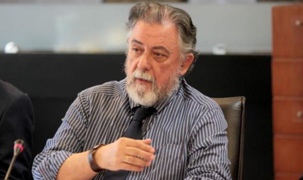 Γιάννης Πανούσης: «Δεν πρόκειται να αυτολογοκριθώ - Ένας εγκληματολόγος, πρέπει να προλαβαίνει» - Κυρίως Φωτογραφία - Gallery - Video