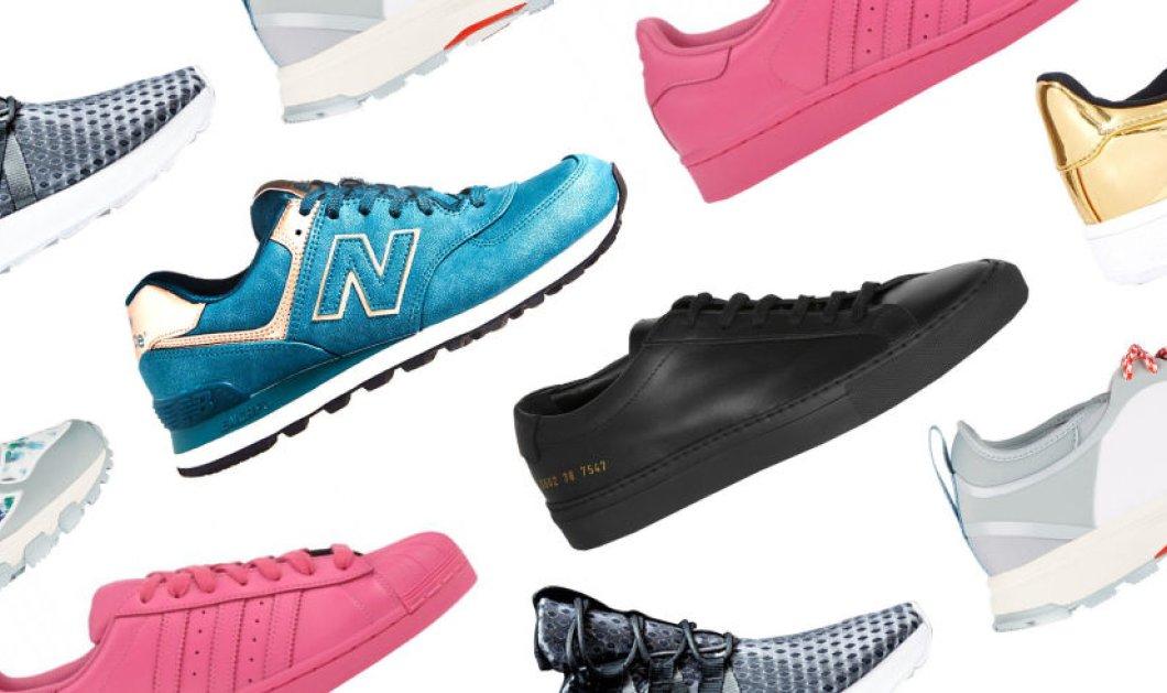 Τα 10 χρωματιστά ζευγάρια αθλητικά που πρέπει να φορέσετε την Άνοιξη - Comfy, casual & στιλάτα - Κυρίως Φωτογραφία - Gallery - Video