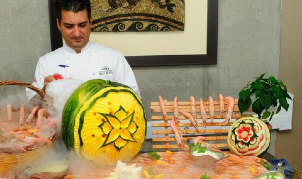 Made in Greece ο Μεσσήνιος σεφ, Πάρης Κωστόπουλος, που έβαλε τα προϊόντα της πατρίδας του στην Ινδική κουζίνα! - Κυρίως Φωτογραφία - Gallery - Video