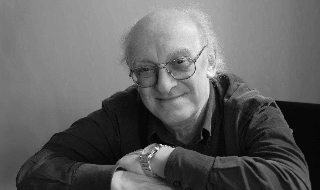 Εν μέσω θλιβερού παρασκηνίου, παραιτήθηκε ο μεγάλος συγγραφέας μας, πρόεδρος του Ελληνικού Κέντρου Κινηματογράφου, Πέτρος Μάρκαρης - Κυρίως Φωτογραφία - Gallery - Video