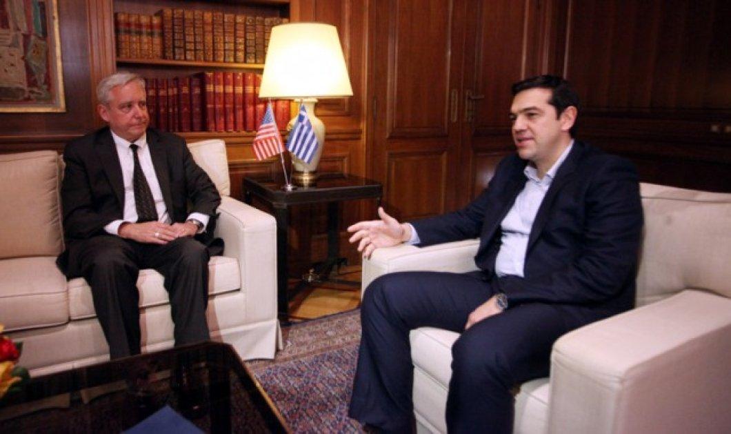 Πρέσβης των ΗΠΑ στην Αθήνα: Αν αποφυλακίσετε τον Ξηρό θα θεωρηθεί εχθρική ενέργεια - Κυρίως Φωτογραφία - Gallery - Video