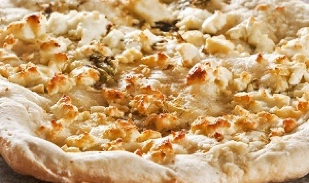 Πίτσα με κολοκύθα & κατσικίσιο τυρί με 95 θερμίδες μόνο!!! Για άμεση κατανάλωση χωρίς τύψεις! - Κυρίως Φωτογραφία - Gallery - Video
