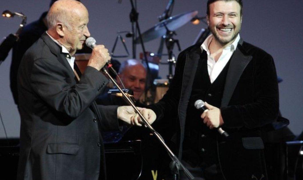 Ο Γιάννης Πλούταρχος τραγουδάει Μίμη Πλέσσα από 15 Ιανουαρίου στο Παλλάς - Κυρίως Φωτογραφία - Gallery - Video