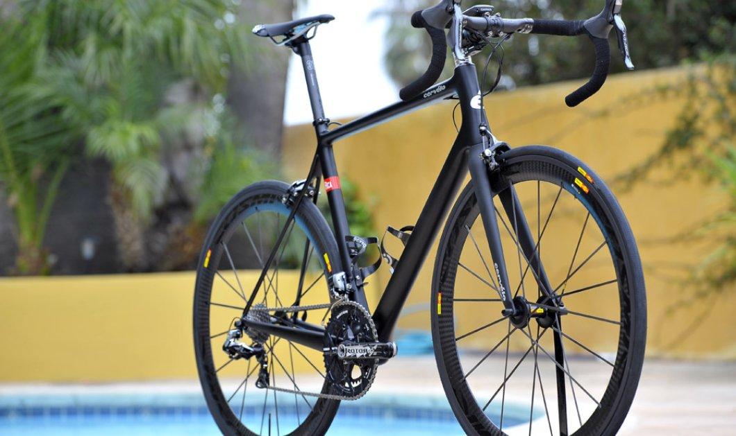 Πώς η ποδηλασία έγινε το «νέο γκολφ» των πλουσίων; Aφήστε τα όλα και αγοράστε ποδήλατο! - Κυρίως Φωτογραφία - Gallery - Video