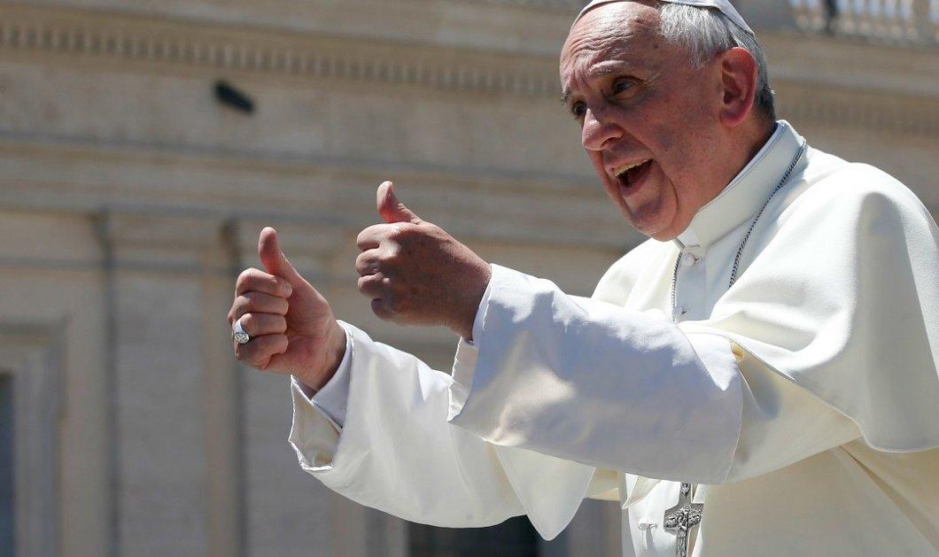 Σε δίαιτα ο πάπας Φραγκίσκος επειδή πάχυνε και δεν ασκείται - Να το γλυκό dulce de leche που λατρεύει! - Κυρίως Φωτογραφία - Gallery - Video