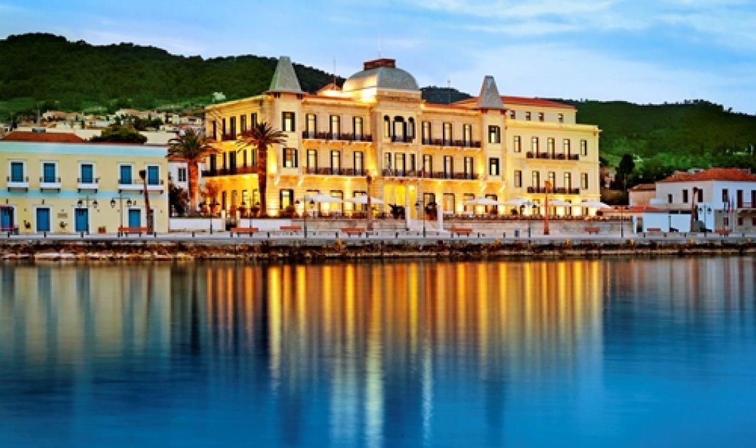 Good News: Παγκόσμια διάκριση για το Poseidonion - Καλύτερο μπουτίκ ξενοδοχείο στον κόσμο το «στολίδι» των Σπετσών! - Κυρίως Φωτογραφία - Gallery - Video