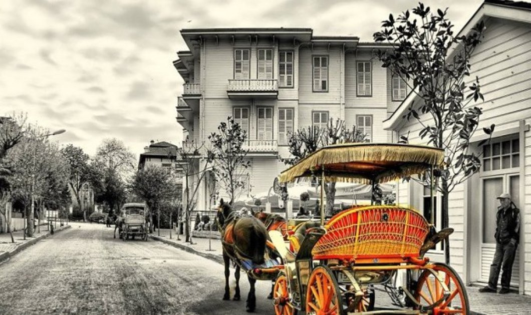 Ενα νοσταλγικό ταξίδι στα Πριγκηπονήσια: μνημες & ιστορία - θαυμάσιες φωτογραφίες - Κυρίως Φωτογραφία - Gallery - Video