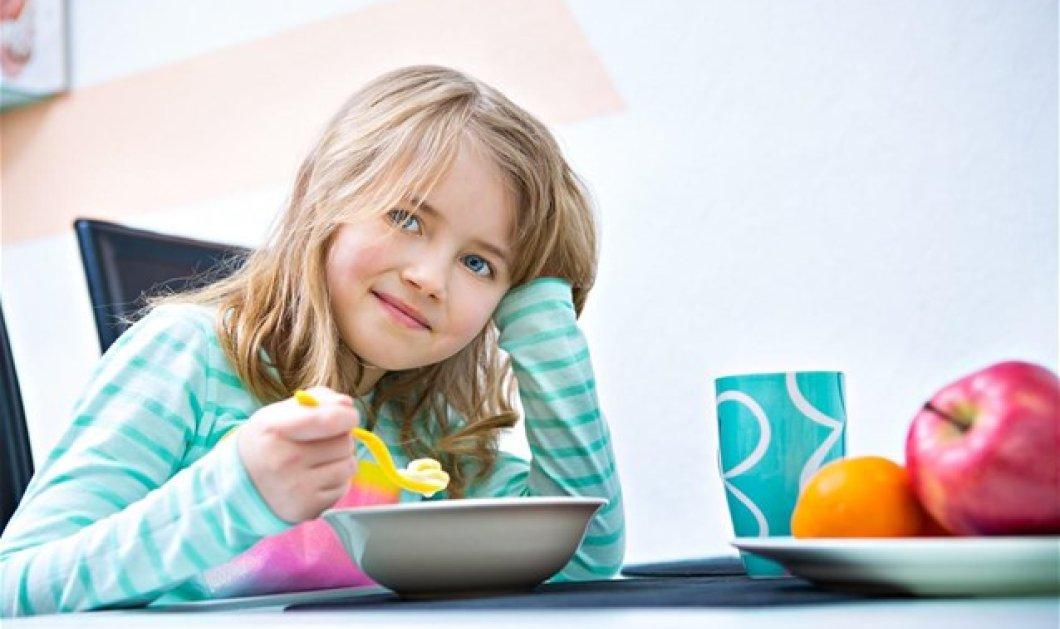 Τεράστια η σημασία ενός θρεπτικού και πλήρους πρωινού - Τι προσφέρει στα παιδιά; - Κυρίως Φωτογραφία - Gallery - Video