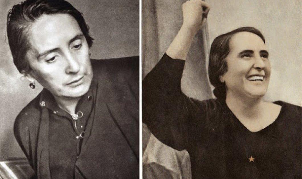 Topwoman η Πασιονάρια,  γυναίκα θρύλος: η συναρπαστική ζωή της Ντολόρες Ιμπαρούρι κατά του φασισμού & υπέρ των δικαιωμάτων των γυναικών!  - Κυρίως Φωτογραφία - Gallery - Video