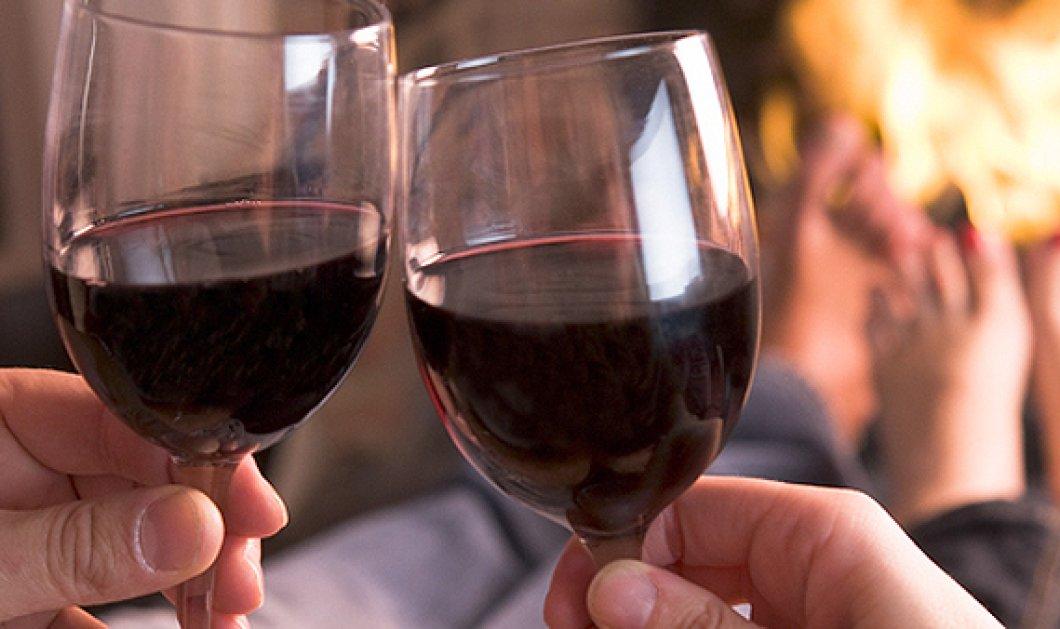 Πιείτε κόκκινο κρασί σήμερα & κάψτε το λίπος από όλα όσα θα φάτε!  - Κυρίως Φωτογραφία - Gallery - Video