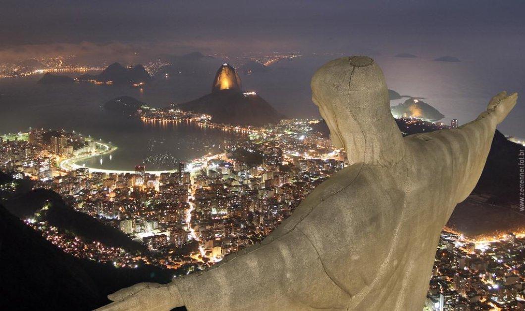 Είστε έτοιμοι για ένα ταξίδι αστραπή στο Ρίο ντε Τζανέιρο; Πάμε να το εξερευνήσουμε σε... 3,5'! (βίντεο) - Κυρίως Φωτογραφία - Gallery - Video