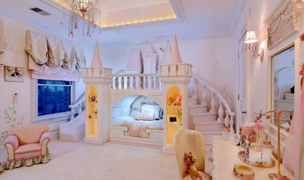Αυτά είναι τα πιο ακριβά παιδικά δωμάτια στον κόσμο - Ολόκληρες παραμυθουπόλεις! - Κυρίως Φωτογραφία - Gallery - Video