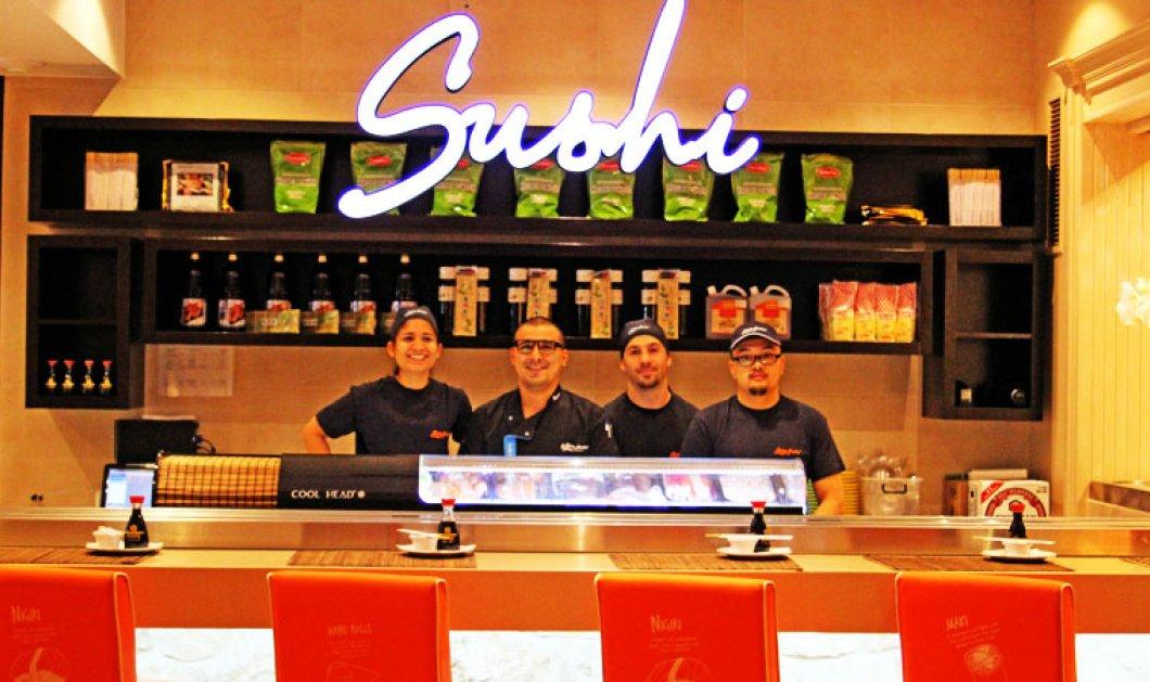 9 νέα σενάρια στα εστιατόρια της Αθήνας:  Λατρεμένο sushi, θαλασσινά & ψαράκια για όλα τα γούστα - Κυρίως Φωτογραφία - Gallery - Video
