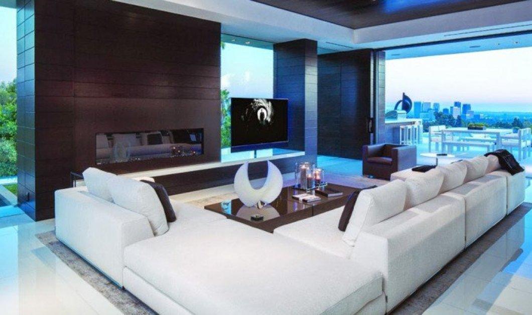 Θα πάθετε πλάκα με αυτά τα living rooms που έχουν θέα - μου κόβεται η  ανάσα - Εικόνες με τα καλύτερα σαλόνια από όλο τον πλανήτη! (Slideshow) - Κυρίως Φωτογραφία - Gallery - Video