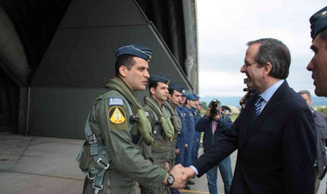 Η ανοικτή επιστολή στρατιωτικών σε Σαμαρά-Βενιζέλο-Σταϊκούρα! Τι ζητάνε;  - Κυρίως Φωτογραφία - Gallery - Video