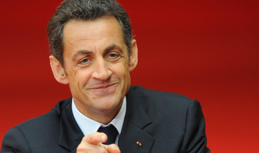 To «come back» του Νικολά Σαρκοζί - Με 64,5% στα ηνία της γαλλικής Κεντροδεξιάς - Κυρίως Φωτογραφία - Gallery - Video
