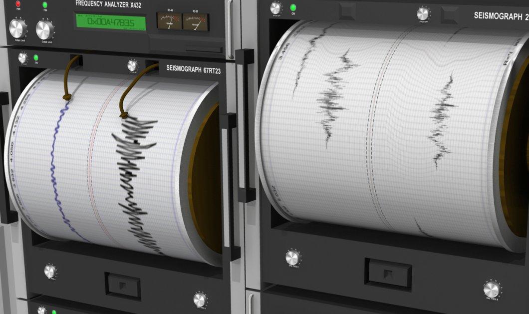 Σεισμός 5,3 Ρίχτερ ξύπνησε την Αθήνα - Επιφυλακτικότητα για δυο 24ωρα - Κυρίως Φωτογραφία - Gallery - Video
