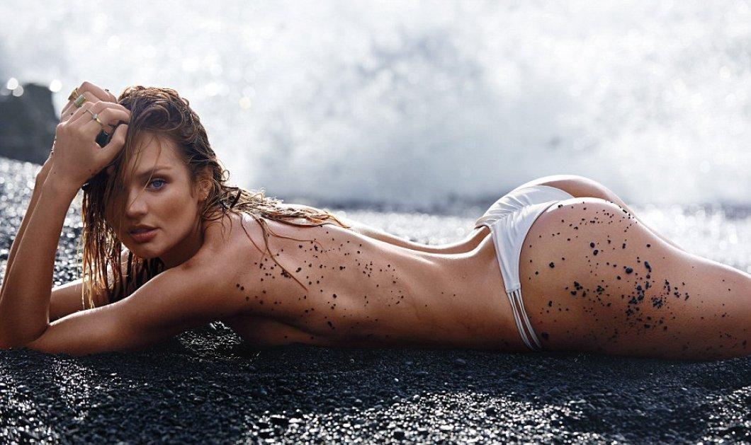 Το sexy trailer της Victoria's Secret στον αφρό της θάλασσας - Οι άγγελοι του διάσημου brand  φόρεσαν τα μαγιό τους και πλατσουρίζουν!  - Κυρίως Φωτογραφία - Gallery - Video