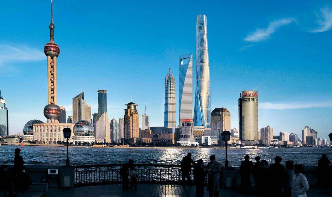 To βίντεο που κόβει την ανάσα: Ριψοκίνδυνη αναρρίχηση στο Ping An Finance Centre στην Κίνα - Κυρίως Φωτογραφία - Gallery - Video