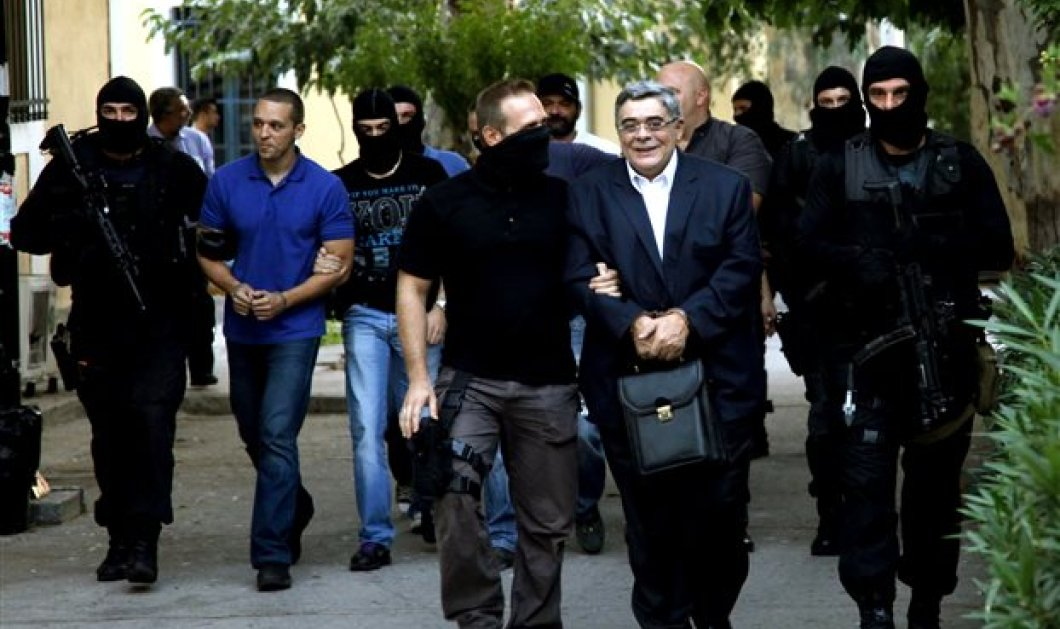 Αυτοί είναι οι 69 κατηγορούμενοι στη δίκη της Χρυσής Αυγής - Ξεκινάει στις 20 Απριλίου στις φυλακές Κορυδαλλού! - Κυρίως Φωτογραφία - Gallery - Video