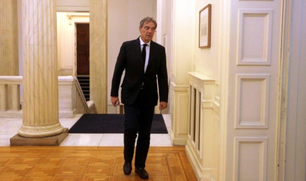 ''Βόμβα'' από τον Νίκο Σηφουνάκη - Προειδοποιεί ότι δεν θα ψηφίσει για Πρόεδρο της Δημοκρατίας! - Κυρίως Φωτογραφία - Gallery - Video