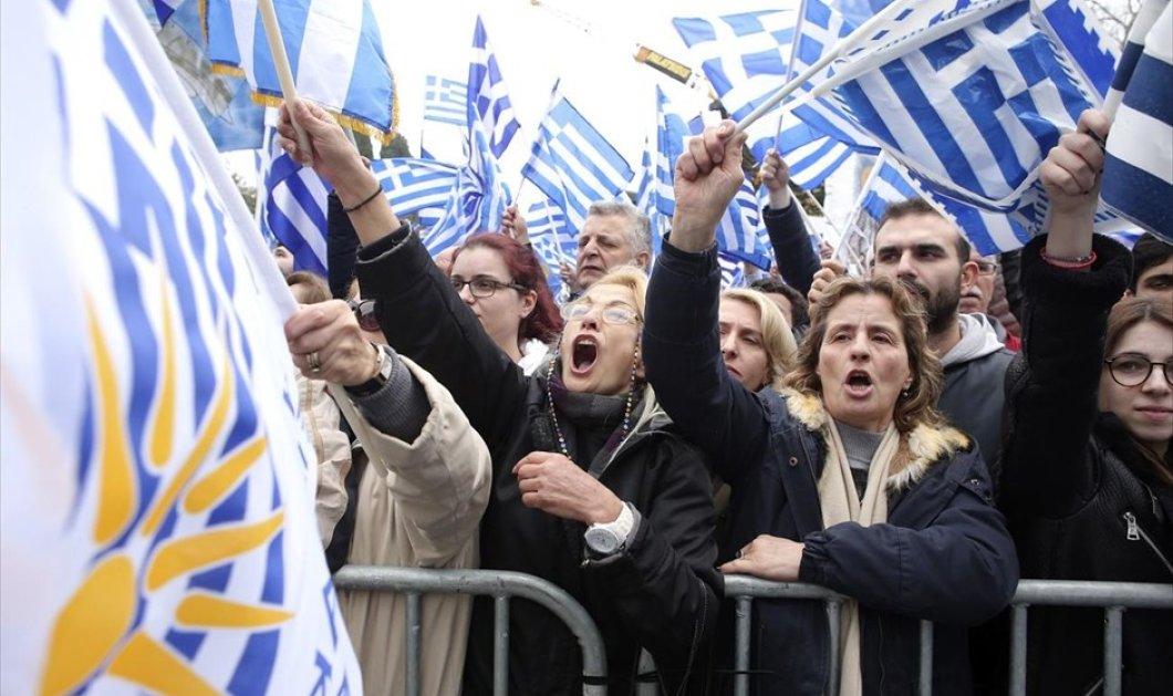 Μετά την Θεσσαλονίκη, μετά την Αθήνα... Και νέο μεγάλο συλλαλητήριο προγραμματίζεται για το Μακεδονικό - Κυρίως Φωτογραφία - Gallery - Video