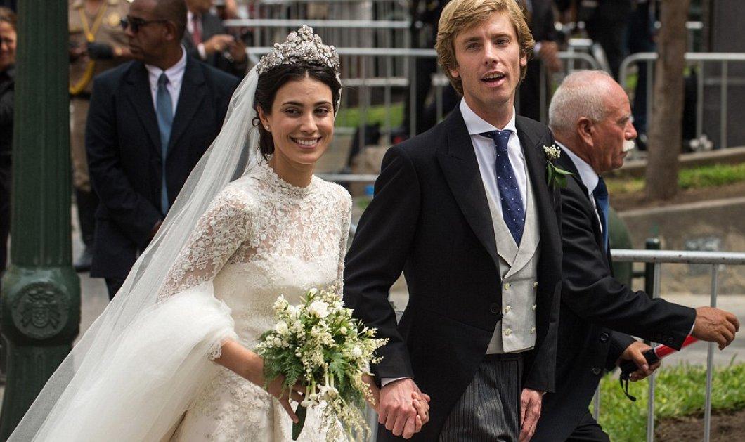 Ο γάμος του Γερμανού πρίγκιπα με την περουβιανή καλλονή στην πατρίδα της (ΦΩΤΟ) - Κυρίως Φωτογραφία - Gallery - Video