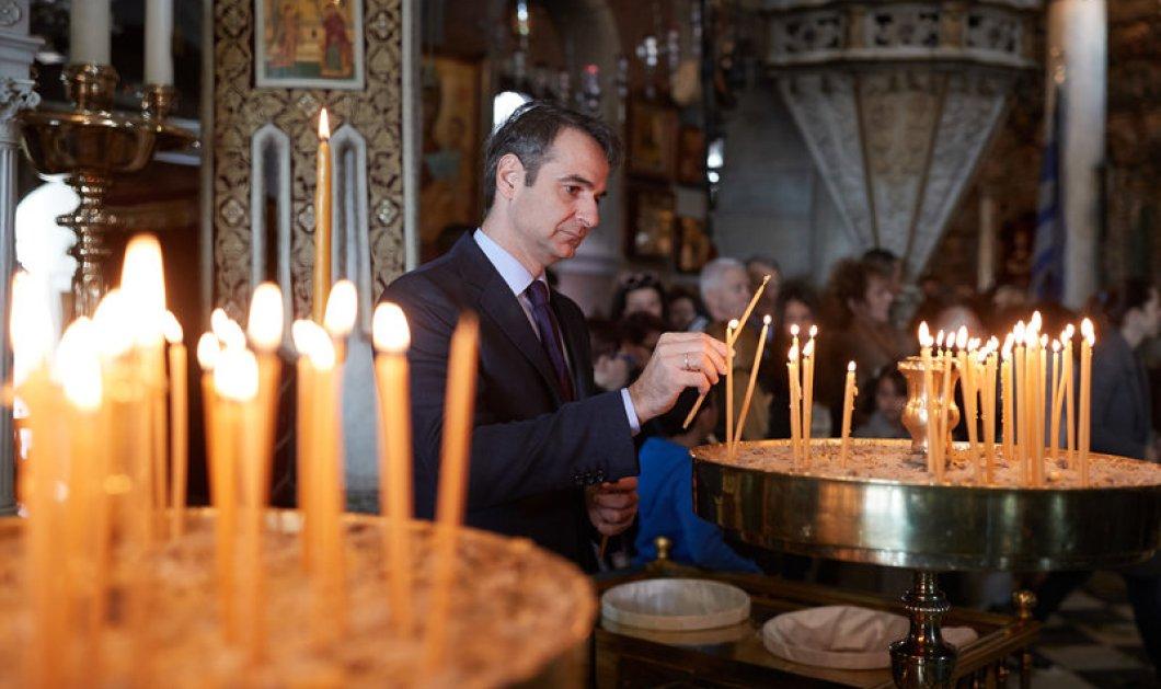 Το Πάσχα των πολιτικών: Στην Τήλο ο Τσίπρας, στην Τήνο ο Μητσοτάκης, στην Καλαμάτα ο Παυλόπουλος (ΦΩΤΟ-ΒΙΝΤΕΟ) - Κυρίως Φωτογραφία - Gallery - Video