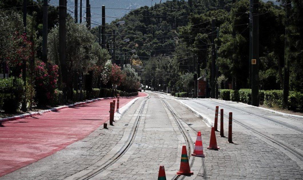 """Καρέ καρέ πως αλλάζει το κέντρο της Αθήνας ο """"Μεγάλος Περίπατος"""": 50.000 τμ ελεύθερου χώρου, τέλος στην άναρχη στάθμευση & το κυκλοφοριακό (φωτό)  - Κυρίως Φωτογραφία - Gallery - Video"""