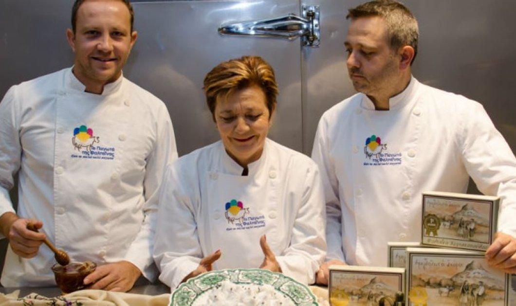 Made in Greece τα ασύγκριτα γλυκά της Φαλταΐνας από την Σκύρο που λάτρεψε ο Λαζάρου - Κυρίως Φωτογραφία - Gallery - Video
