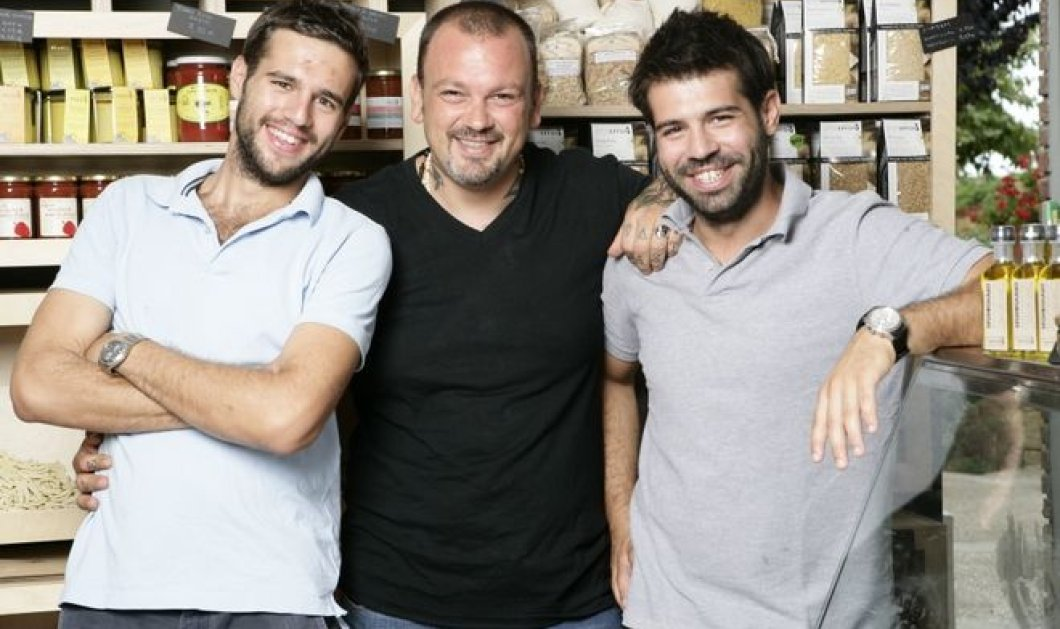 Το απόλυτο Made In Greece, το «Ergon» των αδελφών Δούζη με τον Σκαρμούτσο σεφ! Αφού πήγαν στις Βρυξέλλες, τώρα πετάνε για Αμερική!  - Κυρίως Φωτογραφία - Gallery - Video
