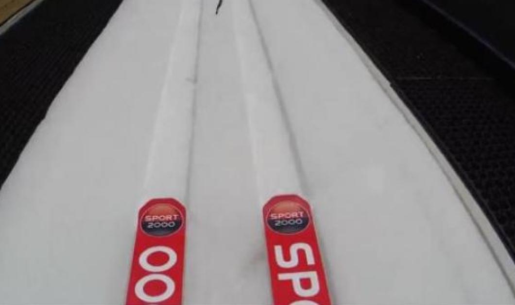 Βίντεο που κόβει την ανάσα κατέγραψε με μια μικροκάμερα πρωταθλητής στο άλμα με σκι ! Απογειώνεταιιιι! - Κυρίως Φωτογραφία - Gallery - Video