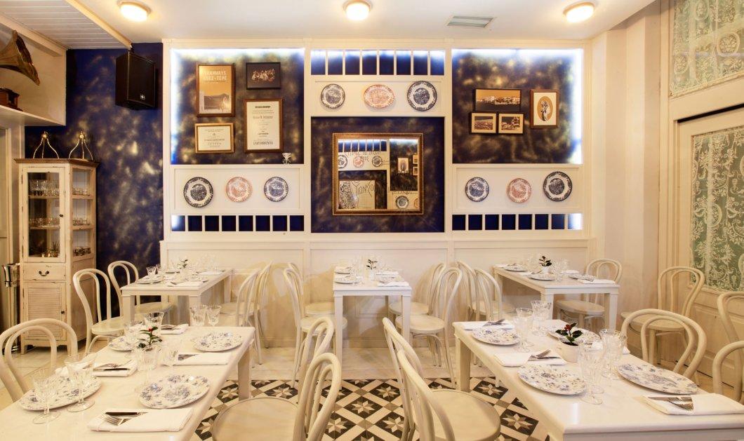 Στο «1903 - A taste of Smyrna» θα φάτε και θα πιείτε σαν πασάδες ή σαν Έλληνες άρχοντες από τη Σμύρνη! - Κυρίως Φωτογραφία - Gallery - Video