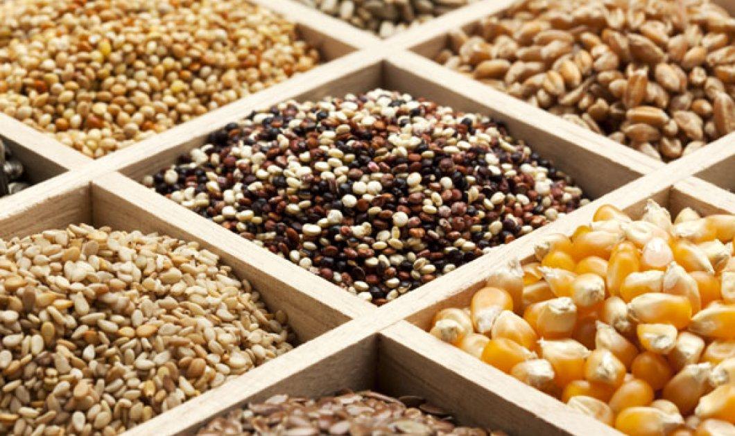 Το μέγεθος δεν μετράει : Έξι «σούπερ» σπόροι και τα οφέλη τους στην υγεία - Κυρίως Φωτογραφία - Gallery - Video