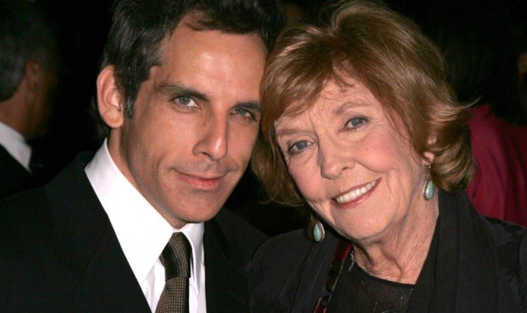 Θρήνος για τον Ben Stiller - Έφυγε στα 85 της η μητέρα του, πασίγνωστη ηθοποιός Anne Meara - Κυρίως Φωτογραφία - Gallery - Video