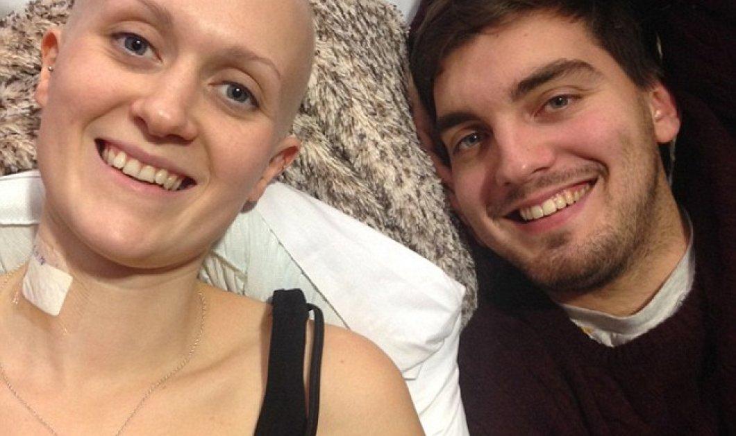 Η συγκλονιστική ιστορία της 22χρονης Sadie Rance που έμαθε ότι πάσχει από καρκίνο μέσω... Google! - Κυρίως Φωτογραφία - Gallery - Video