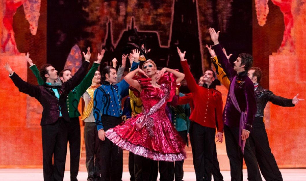 Σταχτοπούτα: Ένα μοναδικό μπαλέτο σε χορογραφία Ρενάτο Τζανέλλα από την ΕΛΣ στο Μέγαρο Μουσικής Αθηνών - Κυρίως Φωτογραφία - Gallery - Video