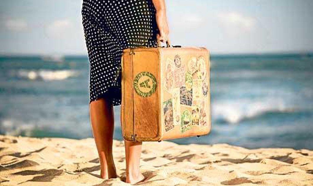 Ετοιμάζεστε για Πασχαλινές διακοπές; Ιδού οι 10 πιο στιλάτες βαλίτσες για το ταξίδι σας! Θα τις λατρέψετε! - Κυρίως Φωτογραφία - Gallery - Video