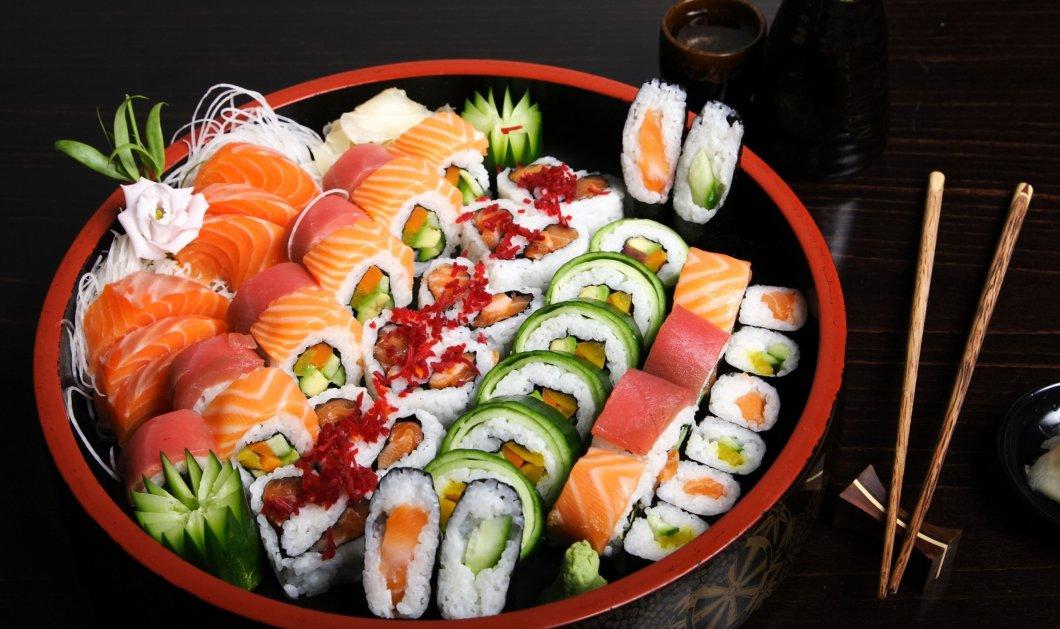 Το sushi του λαού! Προτάσεις για οικονομικά & σούπερ υγιεινά μάκι, νιγίρι & σασίμι! - Κυρίως Φωτογραφία - Gallery - Video