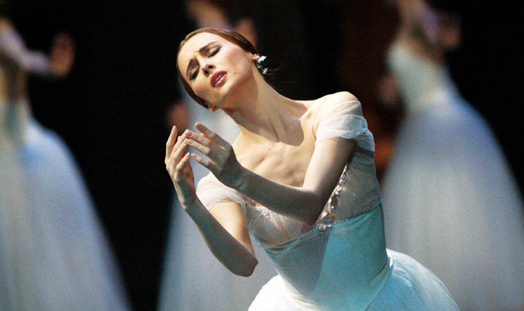 : Η μεγάλη ντίβα του κλασικού χορού, η πρίμα μπαλαρίνα Σβετλάνα Ζαχάροβα, έρχεται απόψε στο Μέγαρο Μουσικής! - Κυρίως Φωτογραφία - Gallery - Video