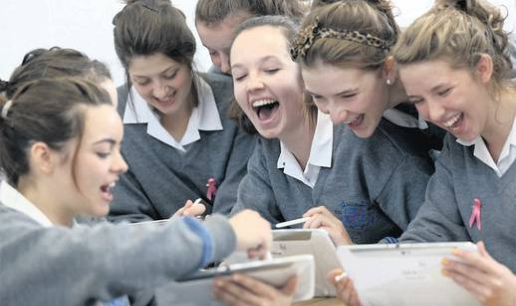 Good News: Αυτό είναι το σχολείο του μέλλοντος - Πώς από το «βγάλτε μια κόλλα χαρτί» περάσαμε στο «βγάλτε το tablet»! - Κυρίως Φωτογραφία - Gallery - Video