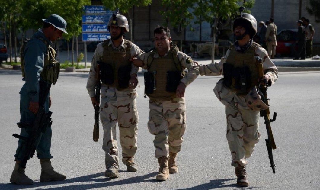 Λουτρό αίματος στο Αφγανιστάν: 10 νεκροί & πάνω από 60 τραυματίες από επίθεση Ταλιμπάν σε εφετείο! (Φωτό - βίντεο) - Κυρίως Φωτογραφία - Gallery - Video