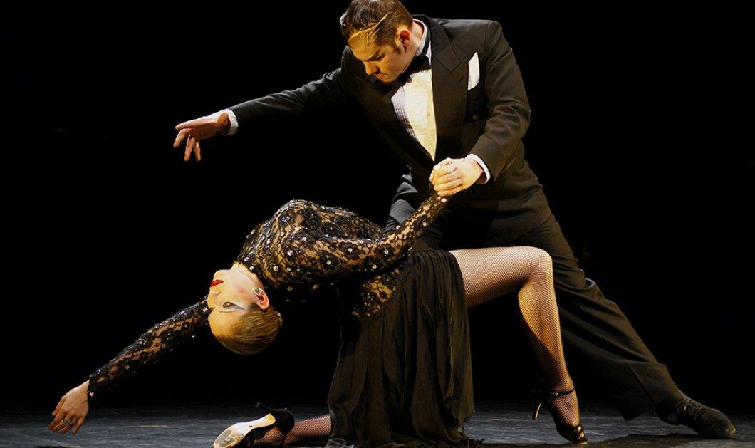 Χορεύετε; Ναιιι! Aires de Argentina του μοναδικού Ariel Perez στο Άλικο: Tango, vals, milonga, αλλά & chacarera, zamba, malambo! - Κυρίως Φωτογραφία - Gallery - Video