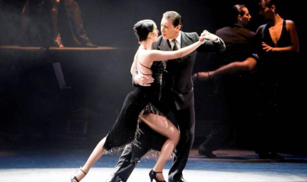 Είστε tangolovers; Ετοιμαστείτε για το πρώτο διεθνές φεστιβάλ τανγκό στην Ελλάδα! Από 5-8 Φεβρουαρίου στο «Γυάλινο Μουσικό Θέατρο» - Κυρίως Φωτογραφία - Gallery - Video