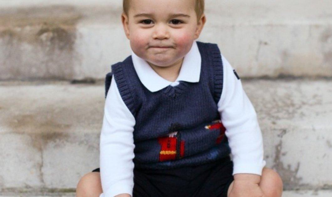 Ξεπουλάει ο μικρός George - Επανακυκλοφορεί το μπλουζάκι του νεαρού πρίγκηπα μετά από απαίτηση του κοινού! - Κυρίως Φωτογραφία - Gallery - Video