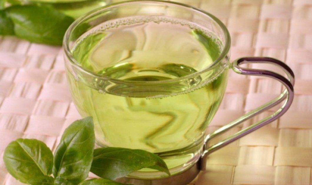 6+1 σημαντικότατοι λόγοι για να πιείτε πράσινο τσάι - Ευεργετικό σαν φάρμακο για 7 παθήσεις - Κυρίως Φωτογραφία - Gallery - Video